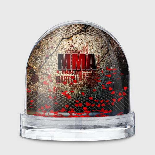 Водяной шар  Фото 01, MMA