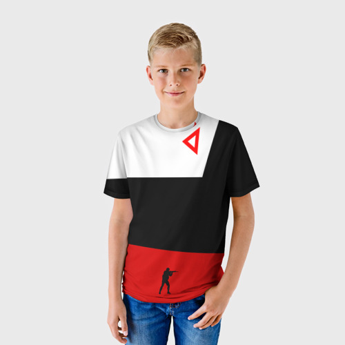 Детская футболка 3D awp cs go Фото 01