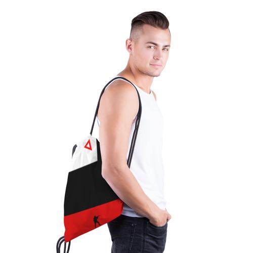 Рюкзак-мешок 3D awp cs go Фото 01