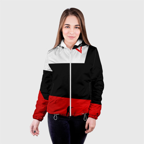Женская куртка 3D awp cs go Фото 01