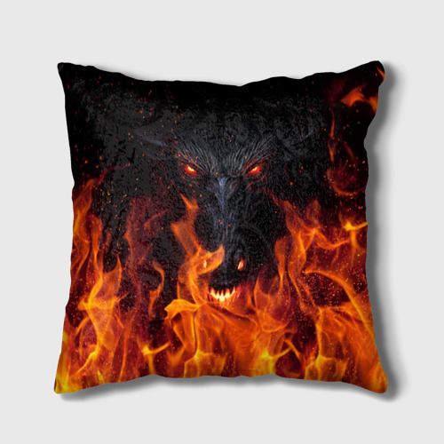 Подушка 3D  Фото 01, Devil