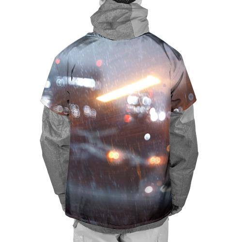 Накидка на куртку 3D  Фото 02, Battlefield