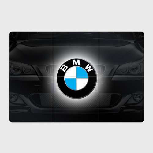 Магнитный плакат 3Х2 BMW