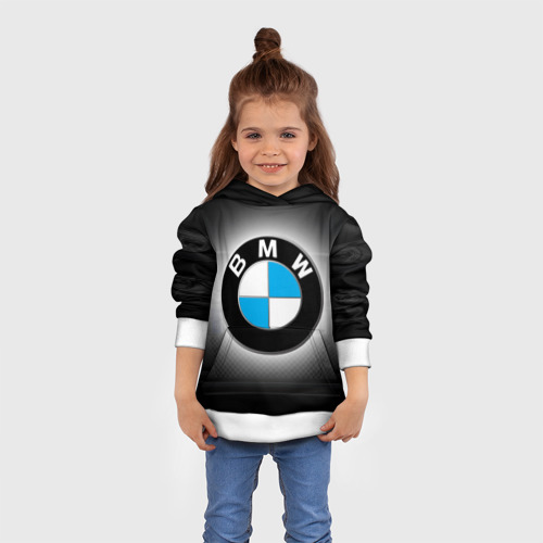 Детская толстовка 3D BMW