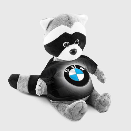 Игрушка Енотик в футболке 3D BMW Фото 01