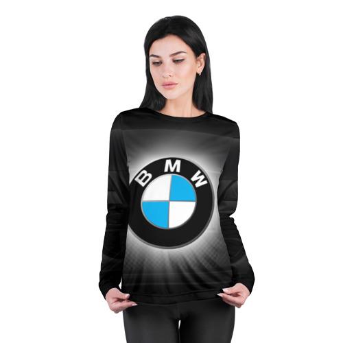Женский лонгслив 3D для беременных  Фото 04, BMW