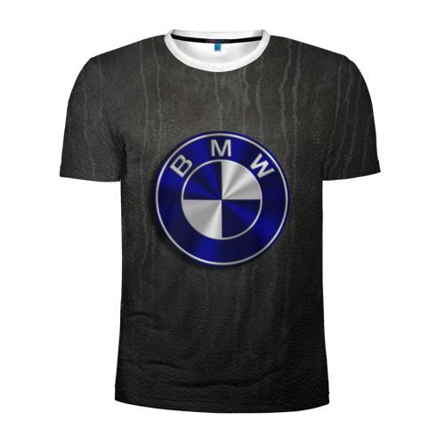 Мужская футболка 3D спортивная  Фото 01, bmw