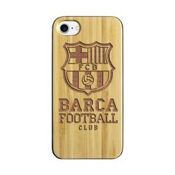Чехол для Apple iPhone 7 деревянныйБарселона