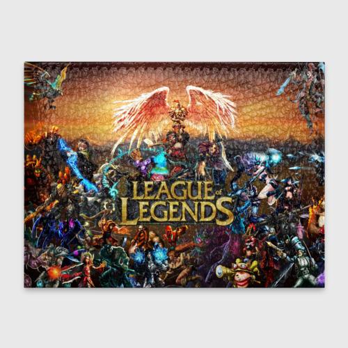 Обложка для студенческого билета  Фото 01, League of legends all