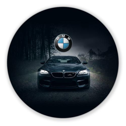 Коврик круглый BMW от Всемайки