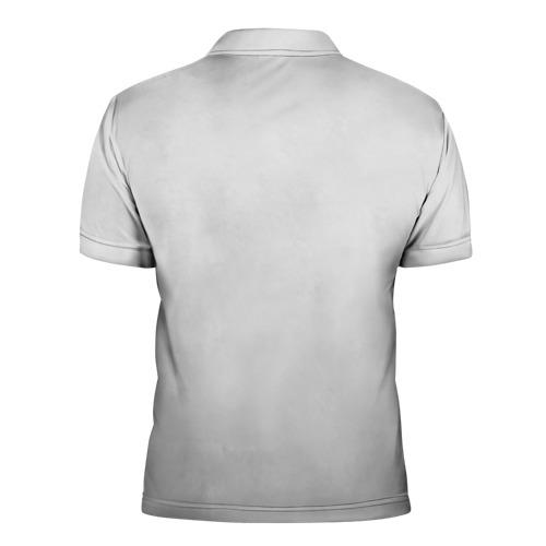 Мужская рубашка поло 3D  Фото 02, narupi