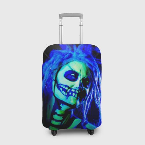 Чехол для чемодана 3D  Фото 01, Боди-арт