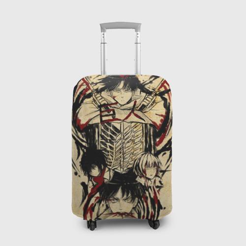 Чехол для чемодана 3D