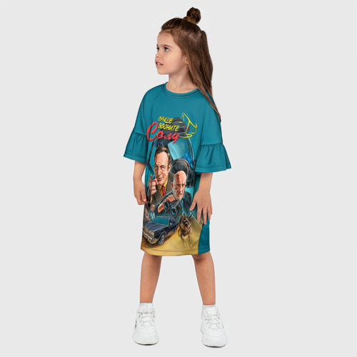 Детское платье 3D  Фото 03, Better call Saul 7