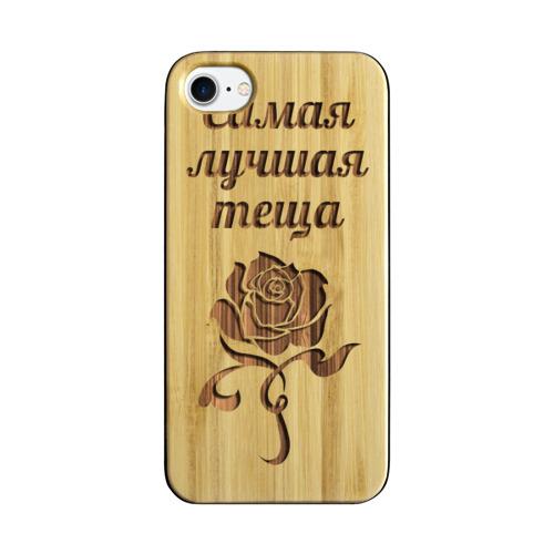 Чехол для Apple iPhone 7 деревянный