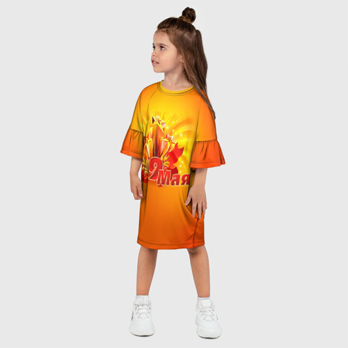 Детское платье 3D  Фото 03, День победы 3