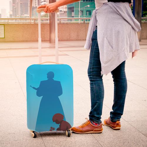 Чехол для чемодана 3D  Фото 04, День победы 5