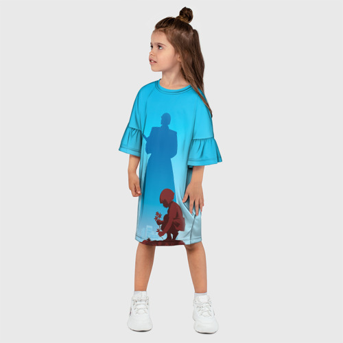 Детское платье 3D  Фото 03, День победы 5