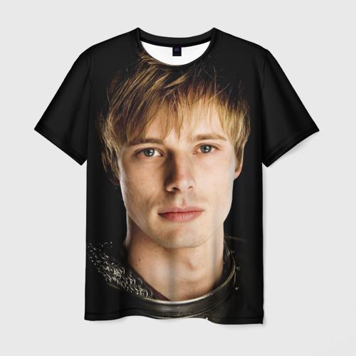 Мужская футболка 3D  Фото 01, Брэдли Джеймс