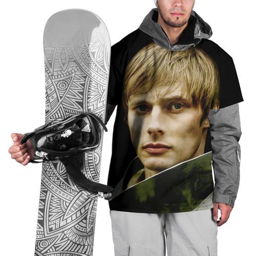 Накидка на куртку 3D  Фото 01, Брэдли Джеймс