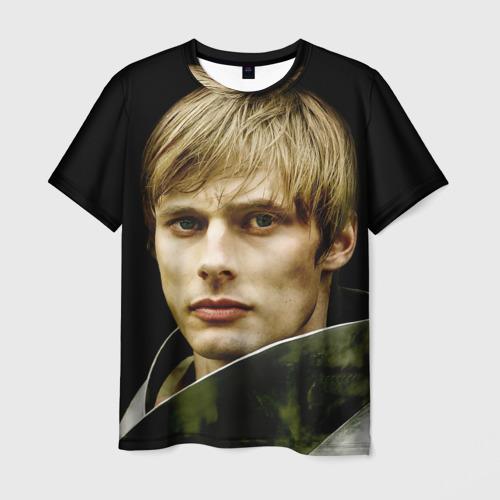Мужская футболка 3D  Фото 03, Брэдли Джеймс