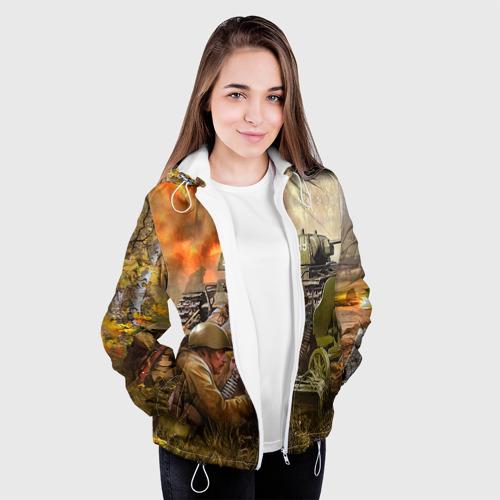 Женская куртка 3D  Фото 04, День победы