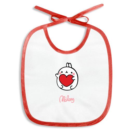 Кролик Моланг (сердце)