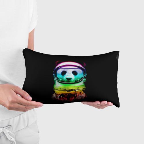 Подушка 3D антистресс  Фото 03, Панда космонавт