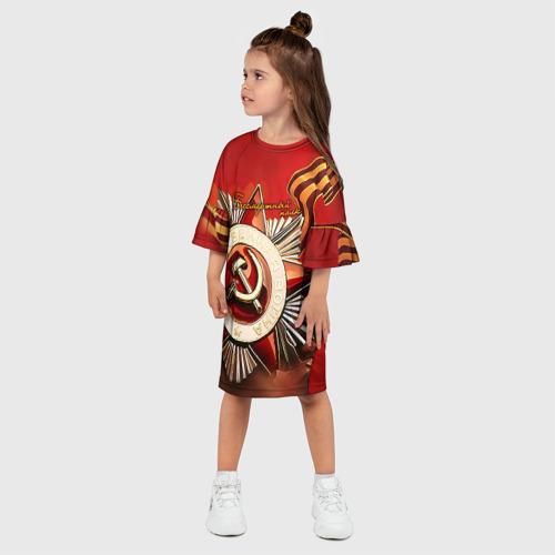 Детское платье 3D  Фото 03, Бессмертный полк 1