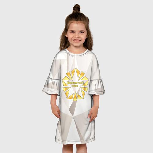 Детское платье 3D  Фото 01, Бессмертный полк 3