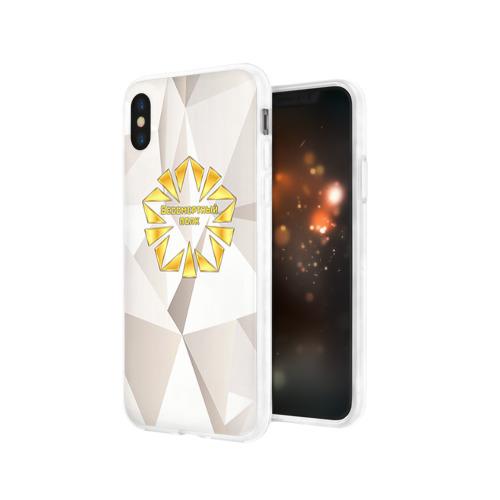 Чехол для Apple iPhone X силиконовый глянцевый  Фото 03, Бессмертный полк 3