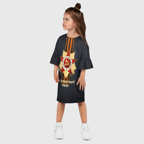 Детское платье 3D  Фото 03, Бессмертный полк 4