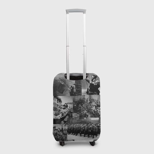Чехол для чемодана 3D  Фото 02, Бессмертный полк 5