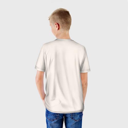 Детская футболка 3D  Фото 02, Бойцовский клуб