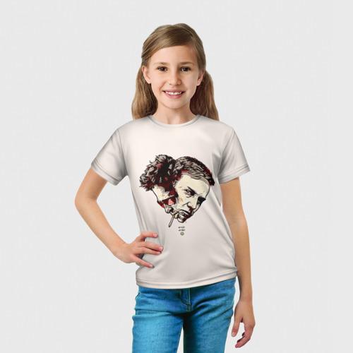Детская футболка 3D  Фото 03, Бойцовский клуб