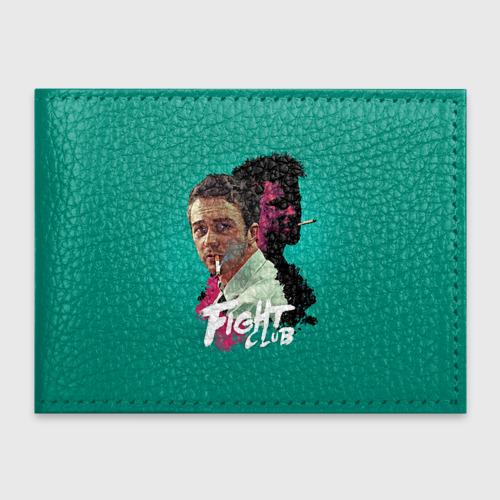 Обложка для студенческого билета FIGHT CLUB Фото 01