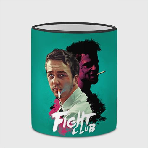 Кружка с полной запечаткой FIGHT CLUB Фото 01