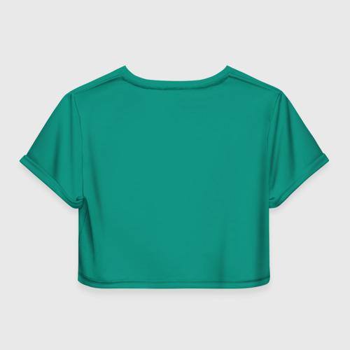 Женская футболка Cropp-top  Фото 02, FIGHT CLUB