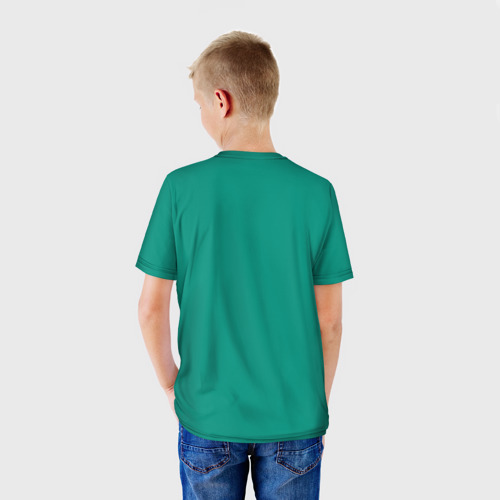 Детская футболка 3D FIGHT CLUB Фото 01