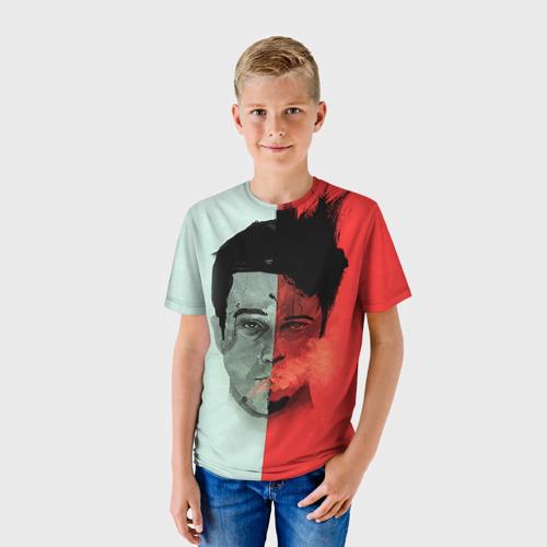 Детская футболка 3D Бойцовский клуб Фото 01