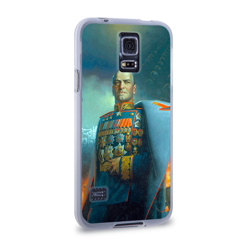 Чехол для Samsung Galaxy S5 силиконовый  Фото 02, Жуков