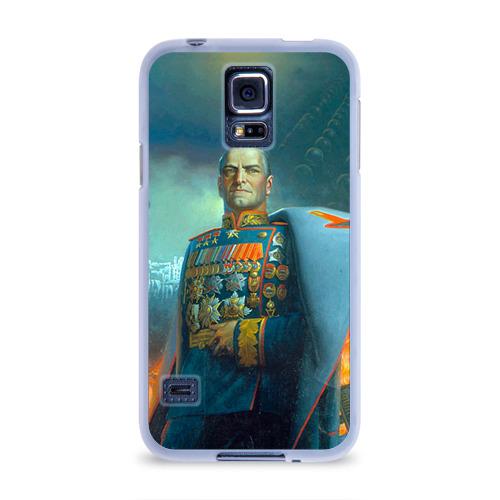 Чехол для Samsung Galaxy S5 силиконовый  Фото 01, Жуков