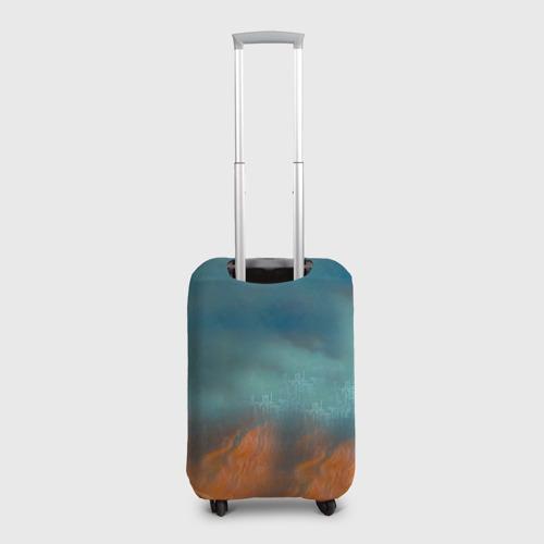 Чехол для чемодана 3D  Фото 02, Жуков
