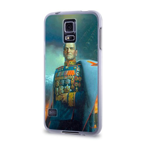 Чехол для Samsung Galaxy S5 силиконовый  Фото 03, Жуков