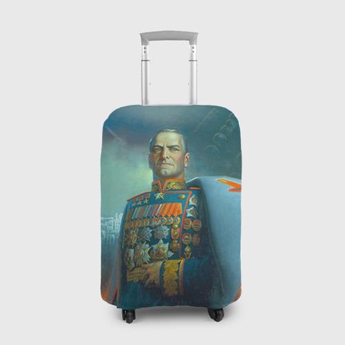 Чехол для чемодана 3D  Фото 01, Жуков