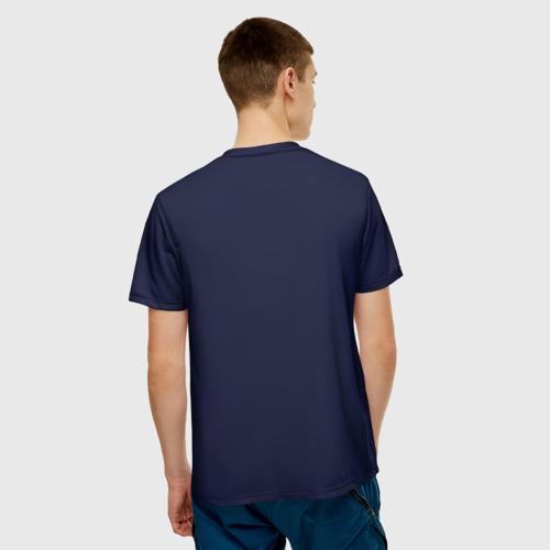 Мужская футболка 3D  Фото 02, Пульсар