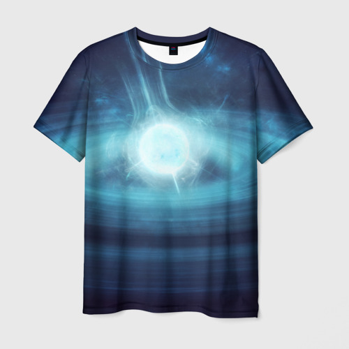 Мужская футболка 3D  Фото 03, Пульсар