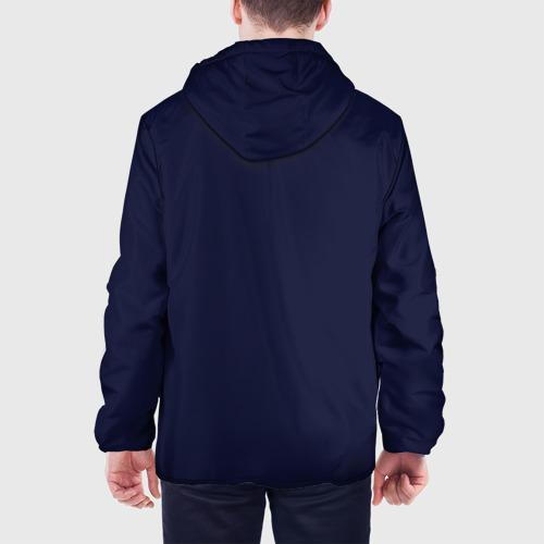 Мужская куртка 3D  Фото 05, Пульсар