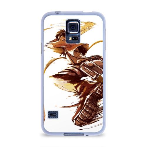 Чехол для Samsung Galaxy S5 силиконовый