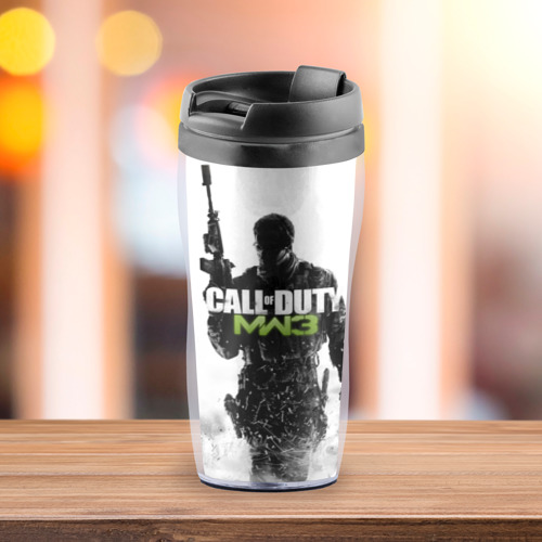 Термокружка-непроливайка  Фото 03, Call of Duty